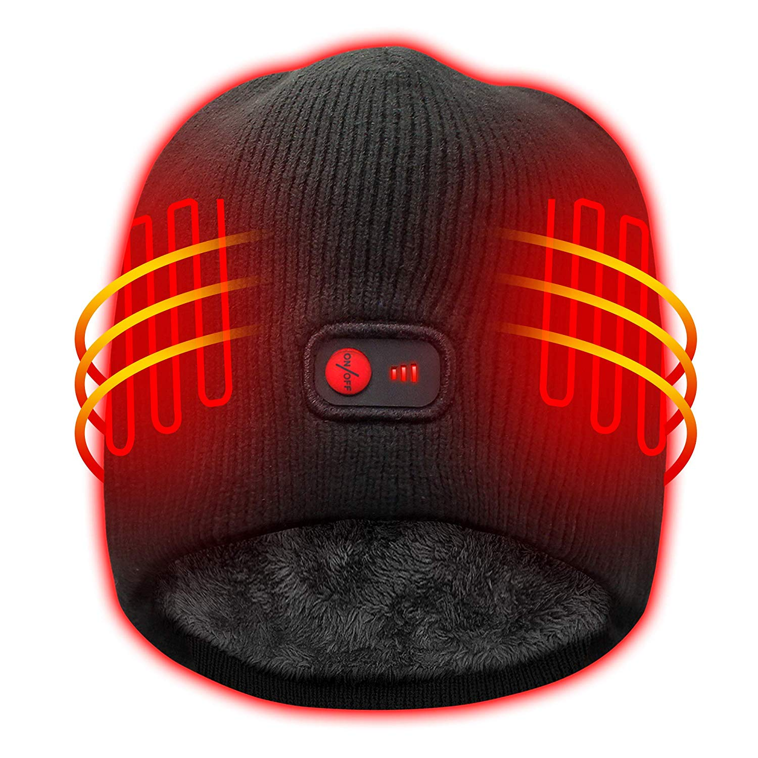 Best Electric Heated Hat [2019] Top Electric Heated Winter ...