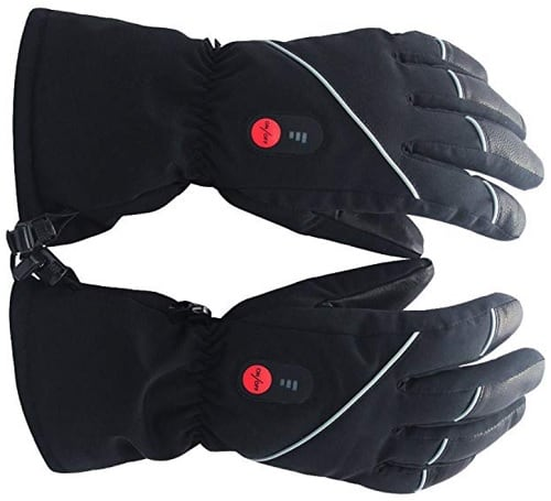 Best Heated Gloves - Battery Powered Warmers for Hiking ...