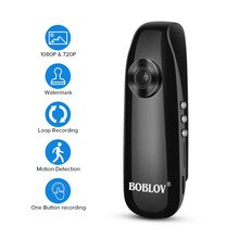 BOBLOV 1080P Full HD Mini Camera Digital Video Recorder ...