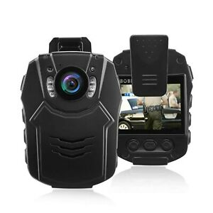 BOBLOV 1296P 32G Body Worn Mounted Camera Lightweight ...