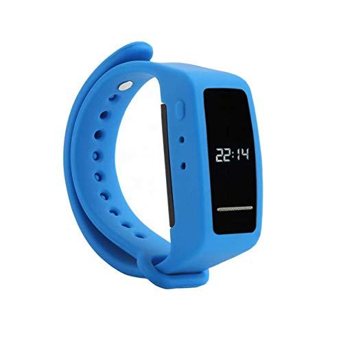 Bracelet Digital Voice Recorder - BLUE