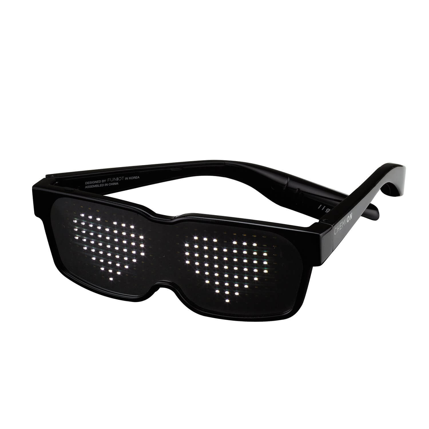 Buy CHEMION LED Bluetooth Glasses - FREE 2-3 Day Shipping!