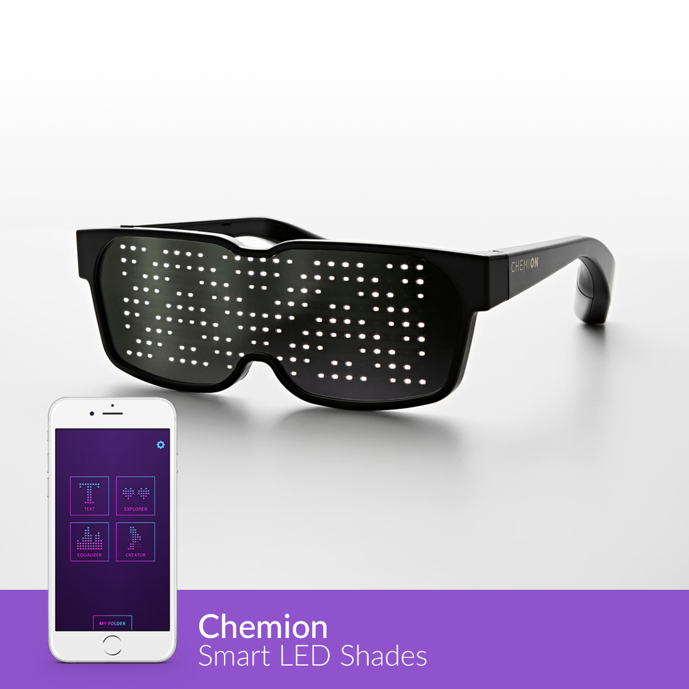 Buy CHEMION LED Glasses - Hot sale! - FREE 2-3 Day Shipping!