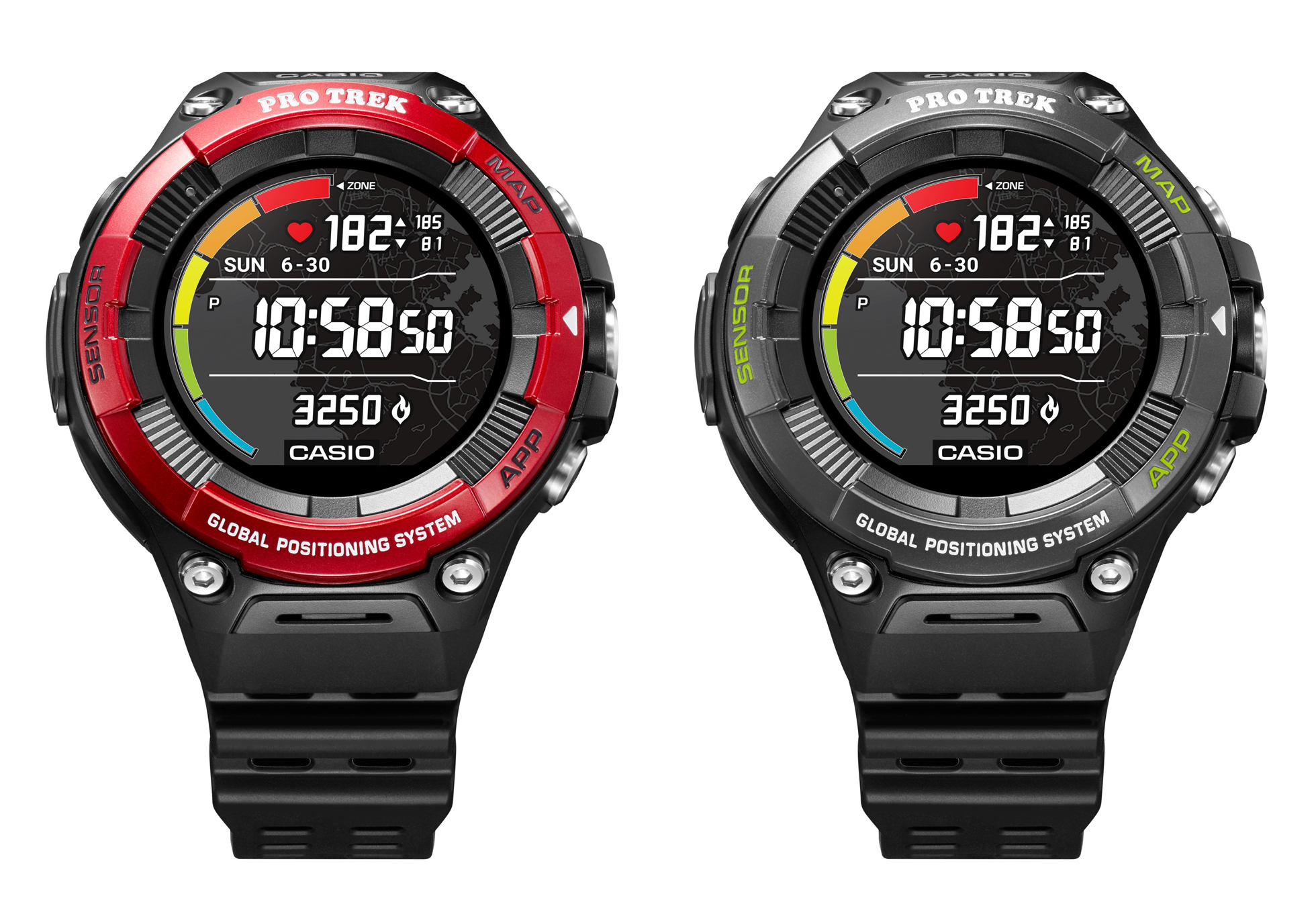 Casio improves popular fitness tracking and mapping for ...