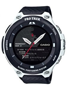 Casio PRO TREK Smart Watch 4