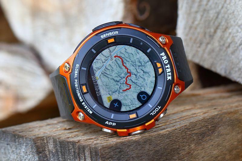 Casio Pro Trek Smart Watch WSD-F20 Review