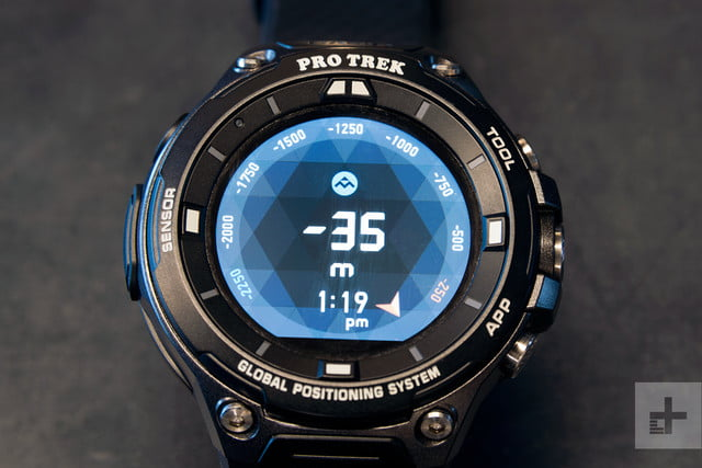Casio Pro Trek Smart WSD-F20 And WSD-F20A Review | Digital ...