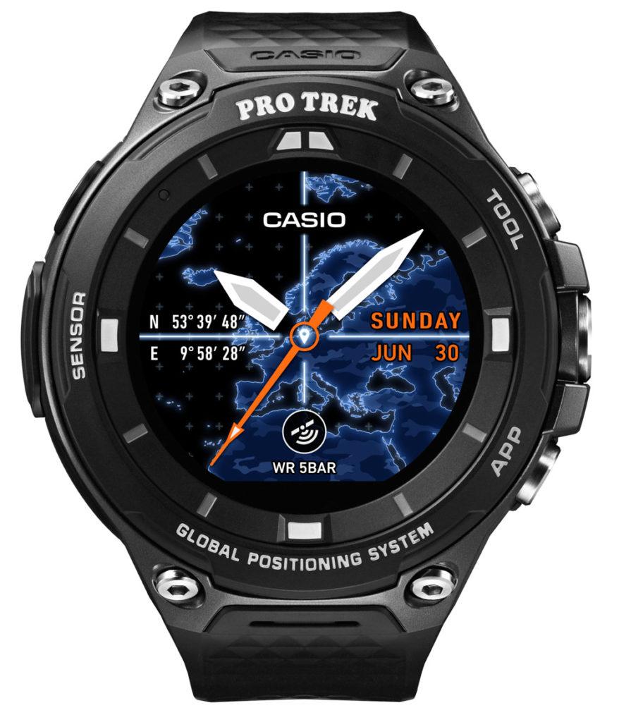 Casio Pro Trek Smart WSD-F20 GPS Watch | aBlogtoWatch