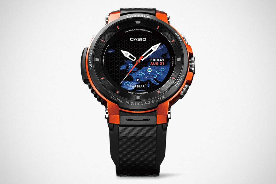 CASIO's New Outdoor Smartwatch Is Out To Please Cycling ...