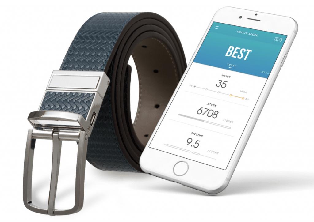 CES 2019: Welt is a smart belt that monitors your health