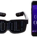 CHEMION - LED Message Glasses 8
