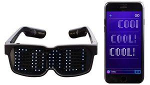 CHEMION - LED Message Glasses 3
