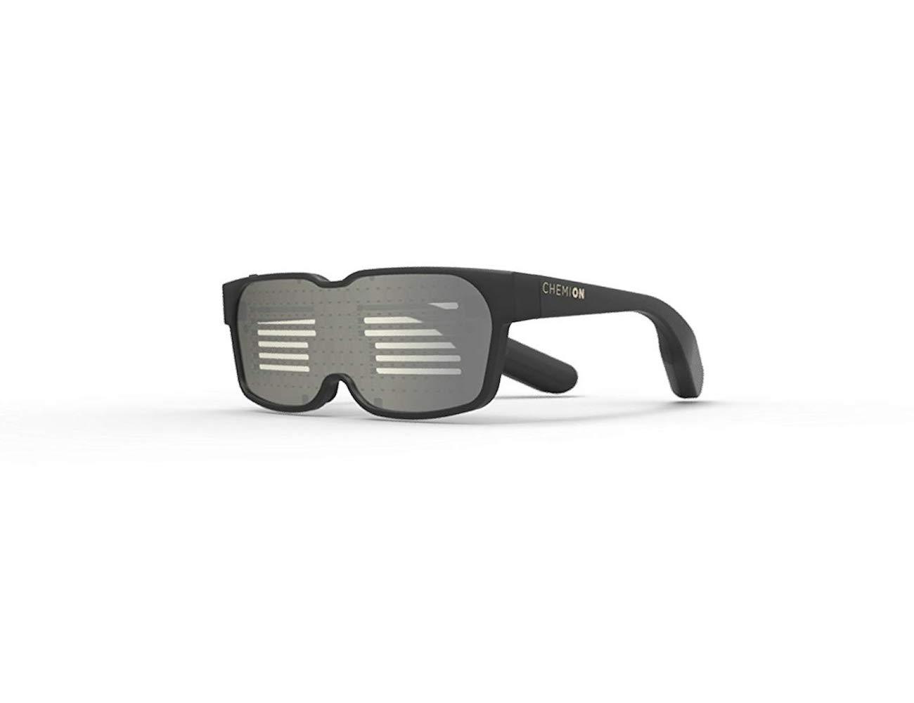 Chemion Smart LED Glasses » Gadget Flow
