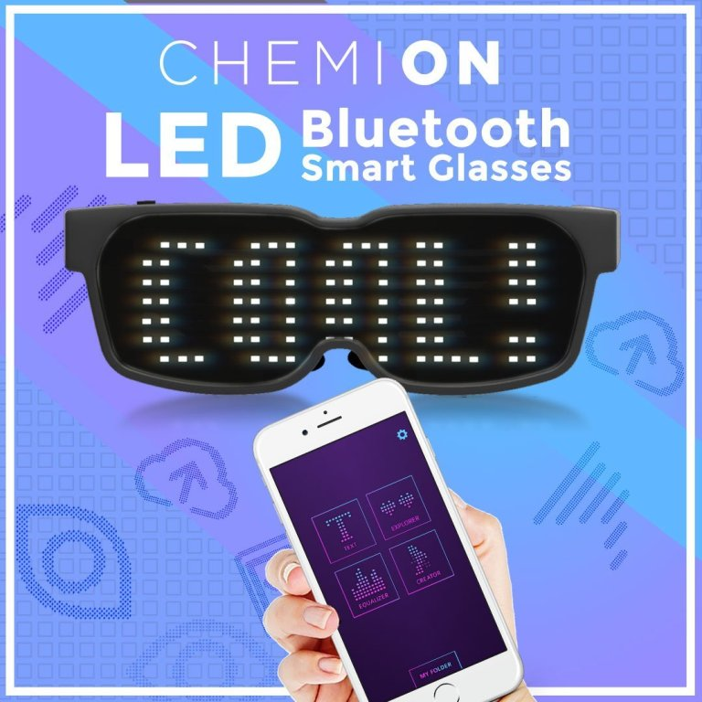 Chemion Will Showcase Their Smartphone Connected LED ...