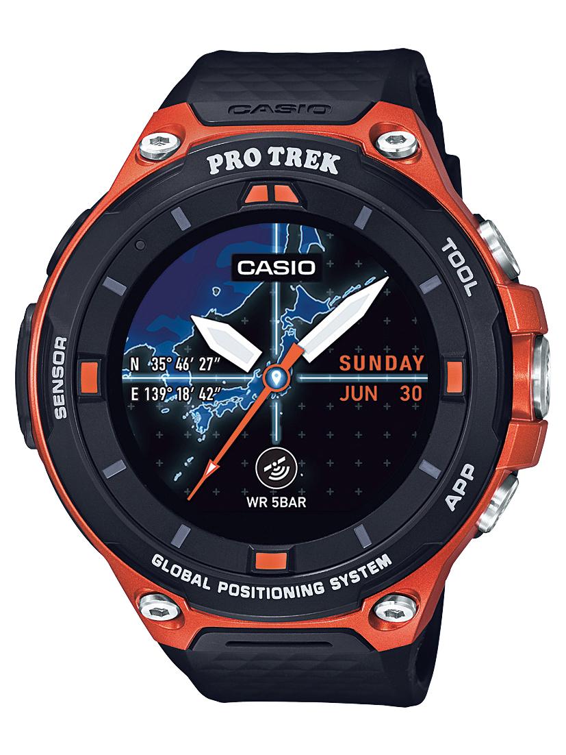 Chris's Column: Casio Pro Trek WS20-F20 Smart Watch | The ...