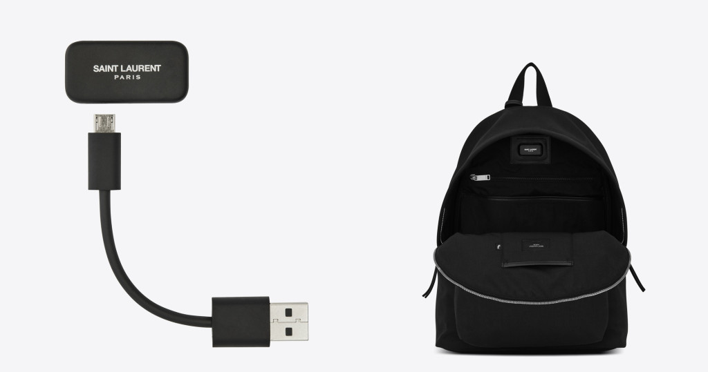 Cit-E Jacquard backpack is more practical, less accessible ...