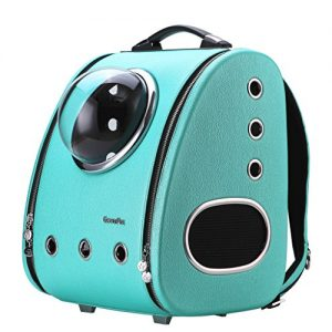 CloverPet Luxury Bubble Pet Carrier Backpack 3