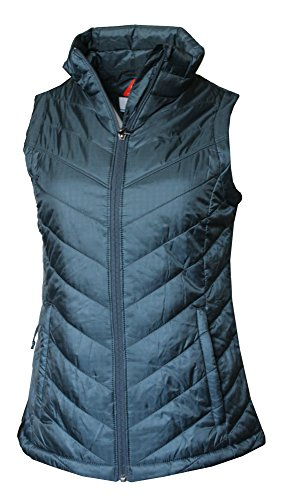 Columbia Women's Morning Light III Omni Heat Vest (Mystery, XS)