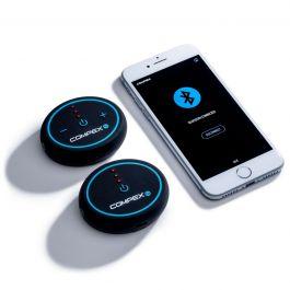 Compex Mini Portable Wireless Muscle Stimulator + Tens ...