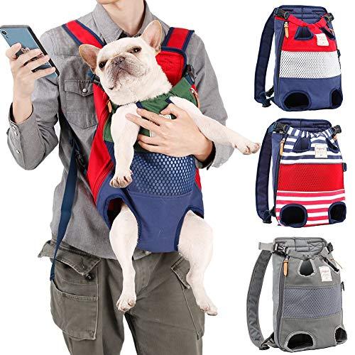 Coppthinktu Dog Carrier Backpack -GREEN/BLUE
