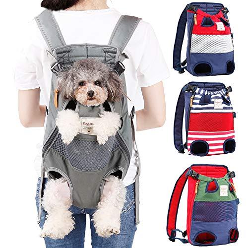 Coppthinktu Dog Carrier Backpack - GREY