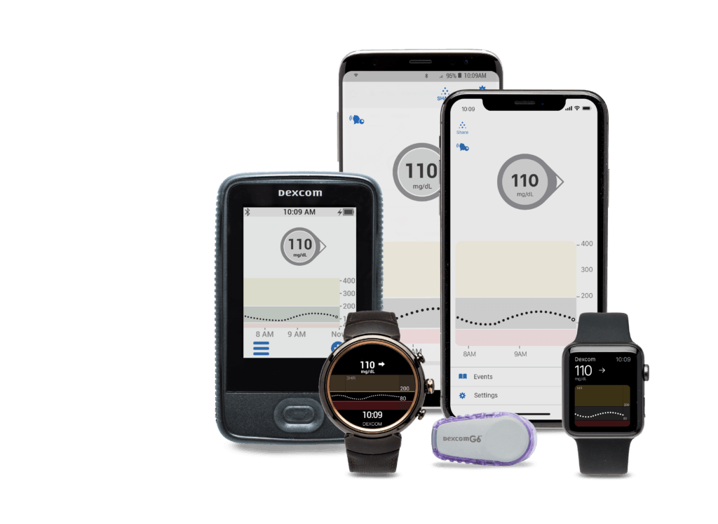 Dexcom G6: The Future of CGM Is Here - Diabetes Self ...