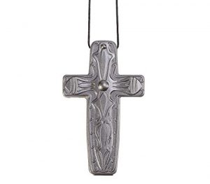 Voice Recorder Cross Necklace 6