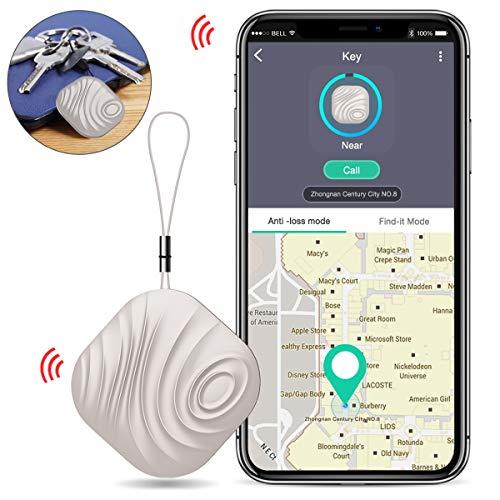 DinoFire Key Finder Smart Tracker, Lost Keys Finder Phone Finder with App Key Tracker with Bluetooth Item Locator