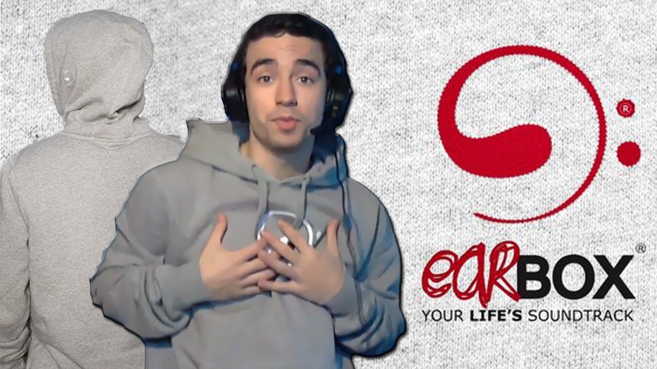 EARBOX - Uma Prenda ! Camisola Com Colunas - SWAG - YouTube