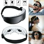 Electric Eye Care Massager Eyewear Vibration USB Wrinkle Fatigue Relieve Therapy
