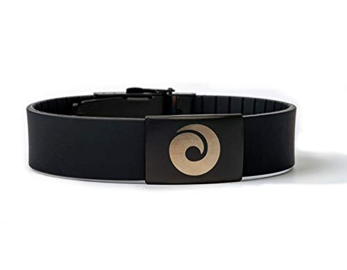 EMF Harmonizer Mobility Wrist Band - BLACK