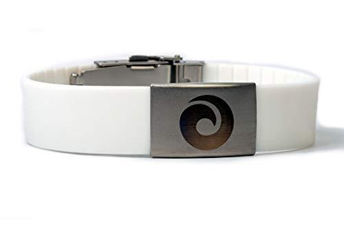 EMF Harmonizer Mobility Wrist Band - WHITE