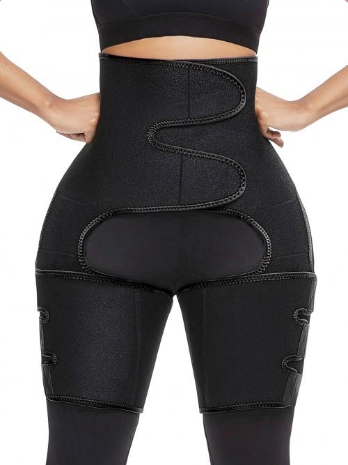 Enhancer Black Neoprene Thigh Trainer Butt Lifting Secret ...
