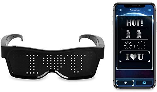 EYEFLASHES - LED Glasses for Raves, Festivals, Parties ...