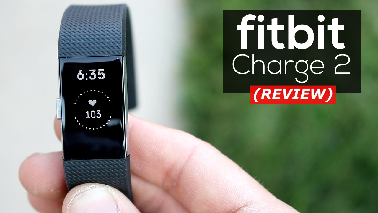 Fitbit Charge 2 REVIEW! - YouTube