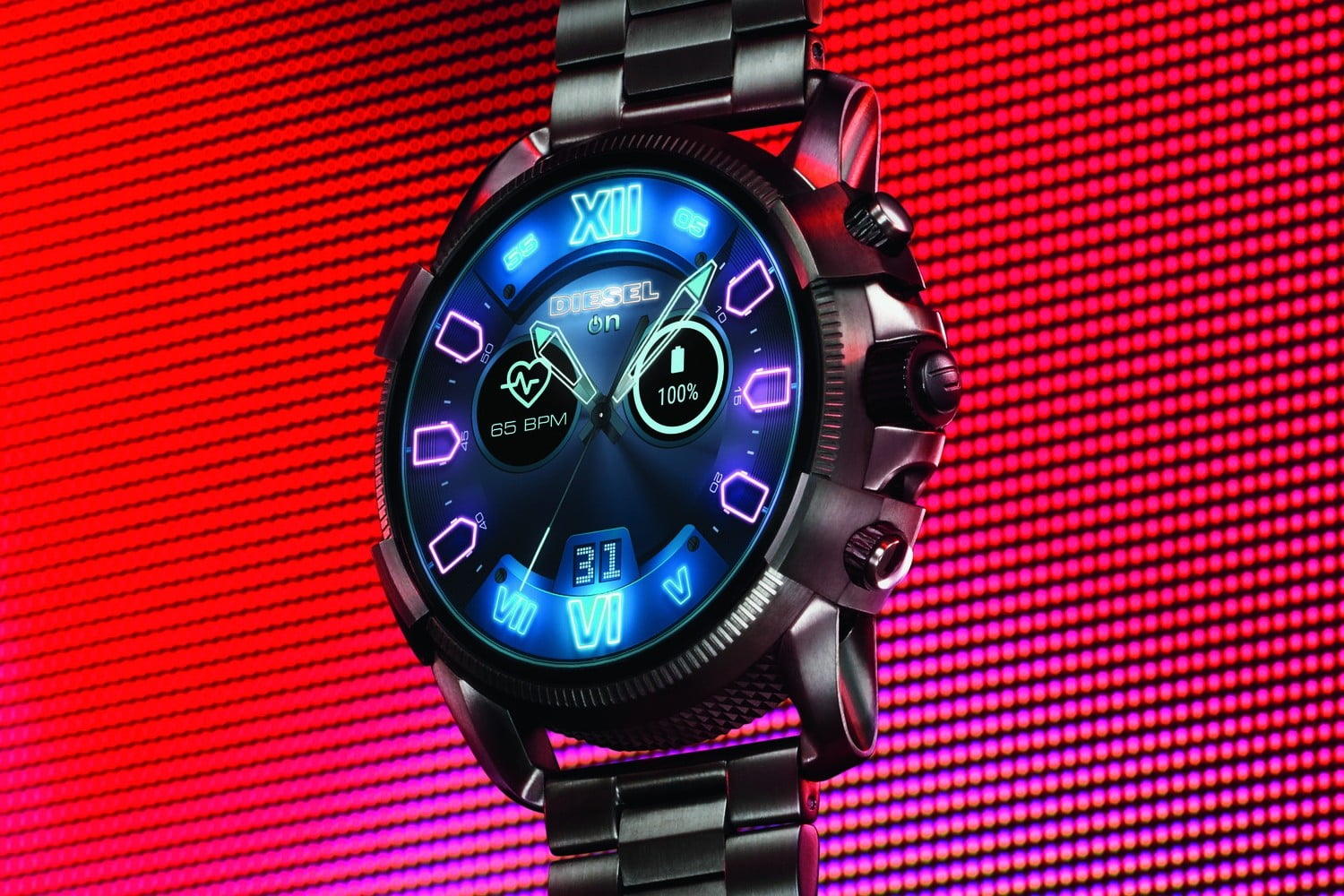 Forget Version 2.0: Diesel's New Watch Is So Advanced, It ...