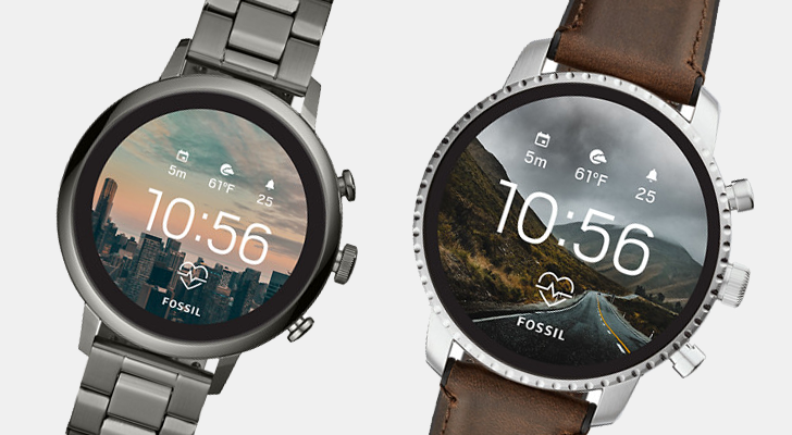 Fossil announces fourth-generation smartwatches with NFC ...