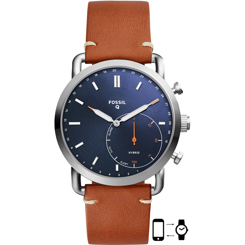 Fossil FTW1151 watch - Q Commuter