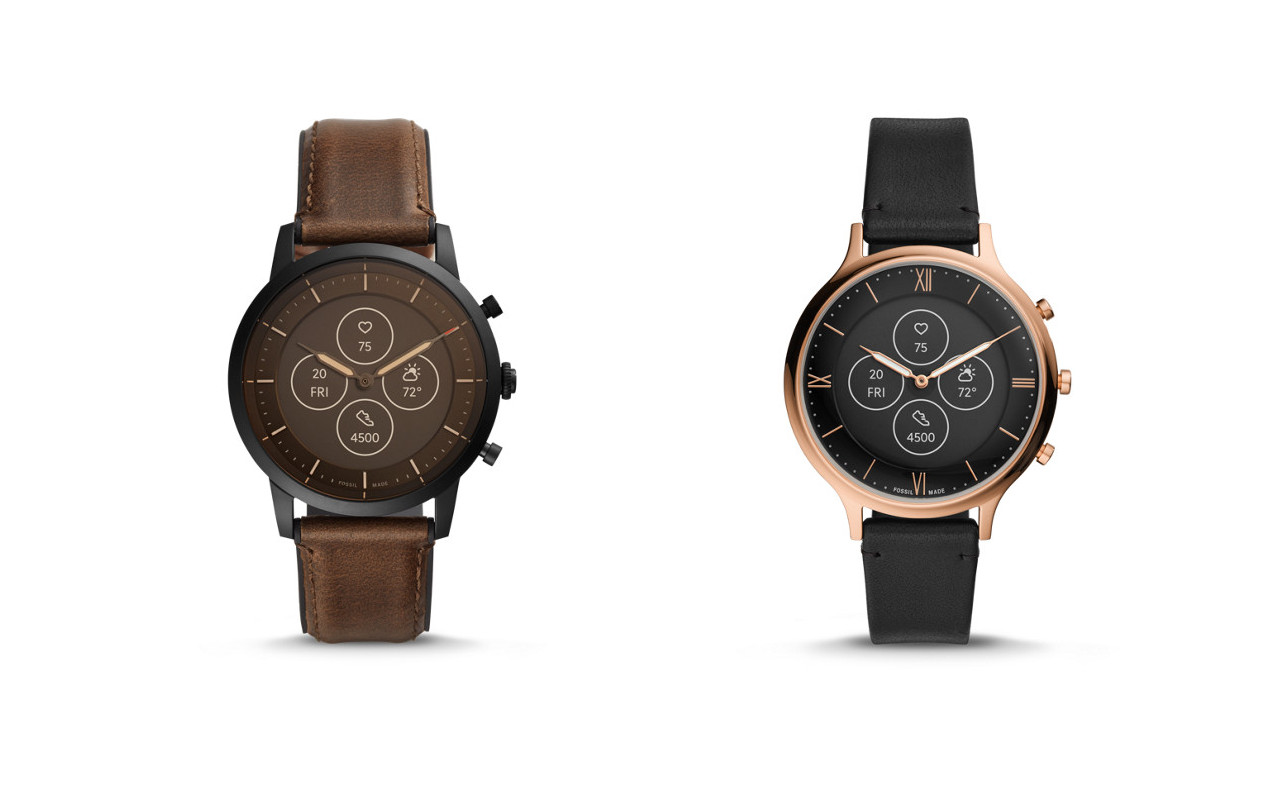 Fossil Hybrid HR smartwatches hide impressive tech inside ...