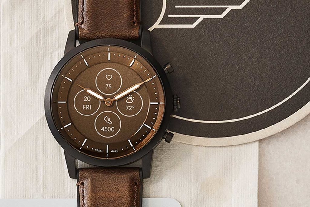 Fossil Hybrid Smartwatch HR: A Full-fledged Smartwatch ...
