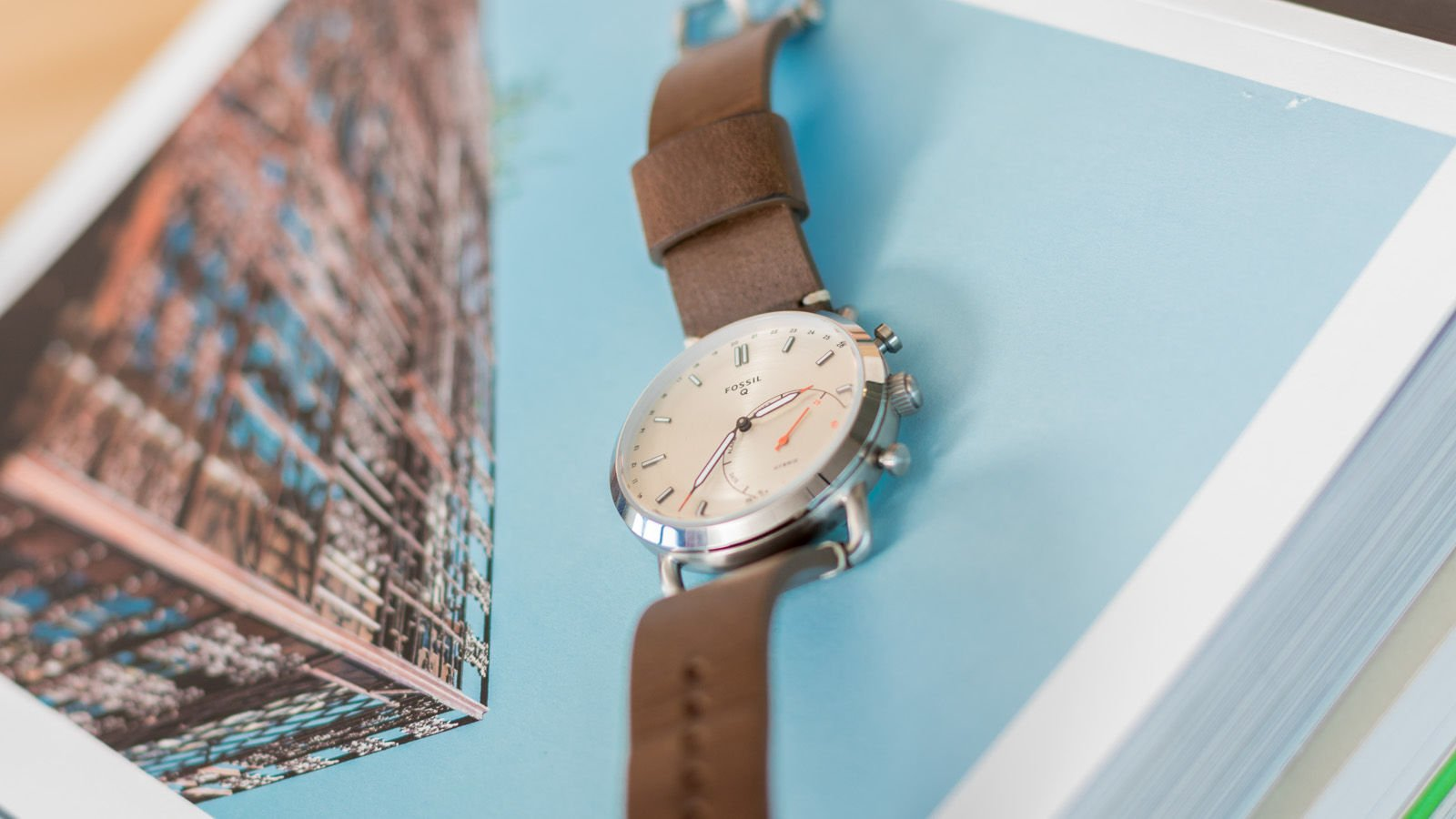 Fossil Q Commuter Review: Hybrid Smartwatch with Nifty ...