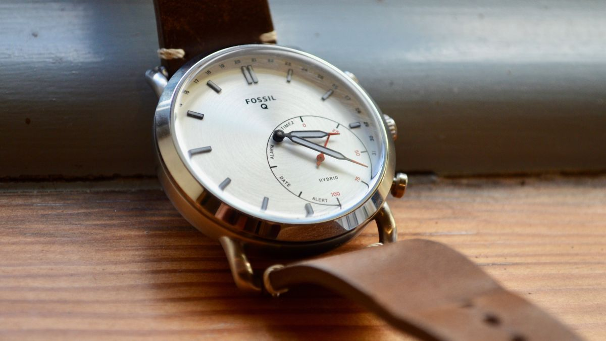 Fossil Q Commuter review | TechRadar