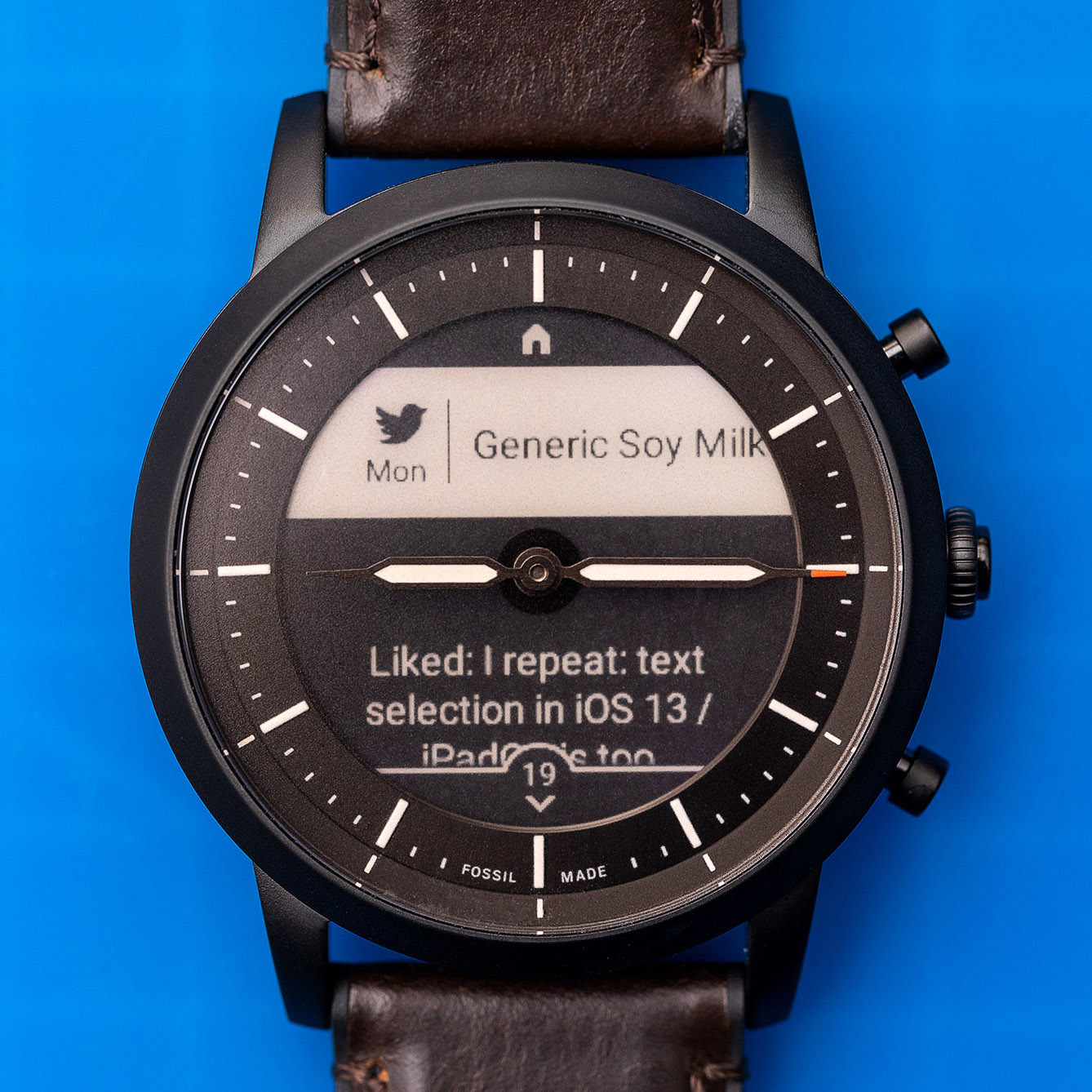 Fossil's Hybrid HR smartwatches have good battery life and ...