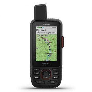 Garmin GPSMAP 66i GPS Communicator 6