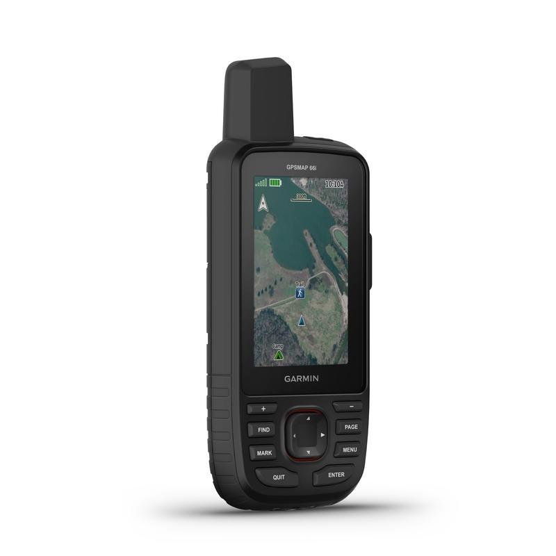 Garmin GPSMAP 66i GPS & Satellite Communicator | Top Speed
