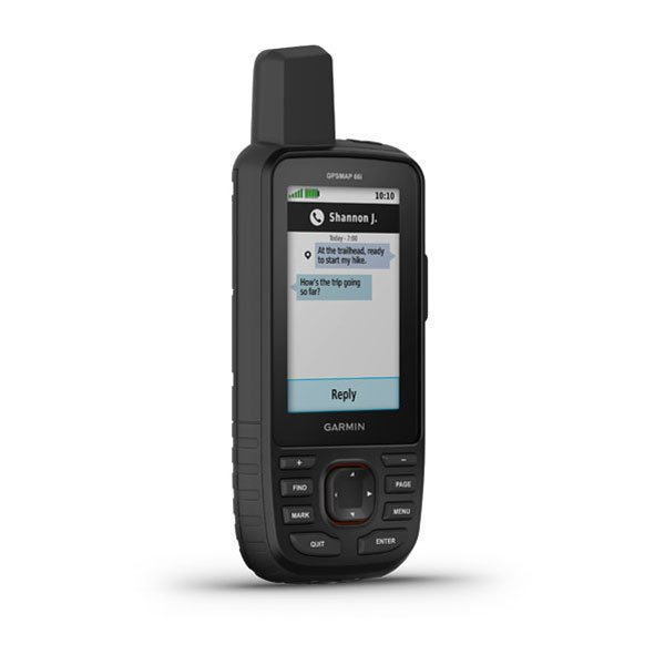 Garmin GPSMAP® 66i | Handheld Hiking GPS