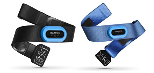 Garmin HRM-Tri and HRM-Swim Accessory Bundle