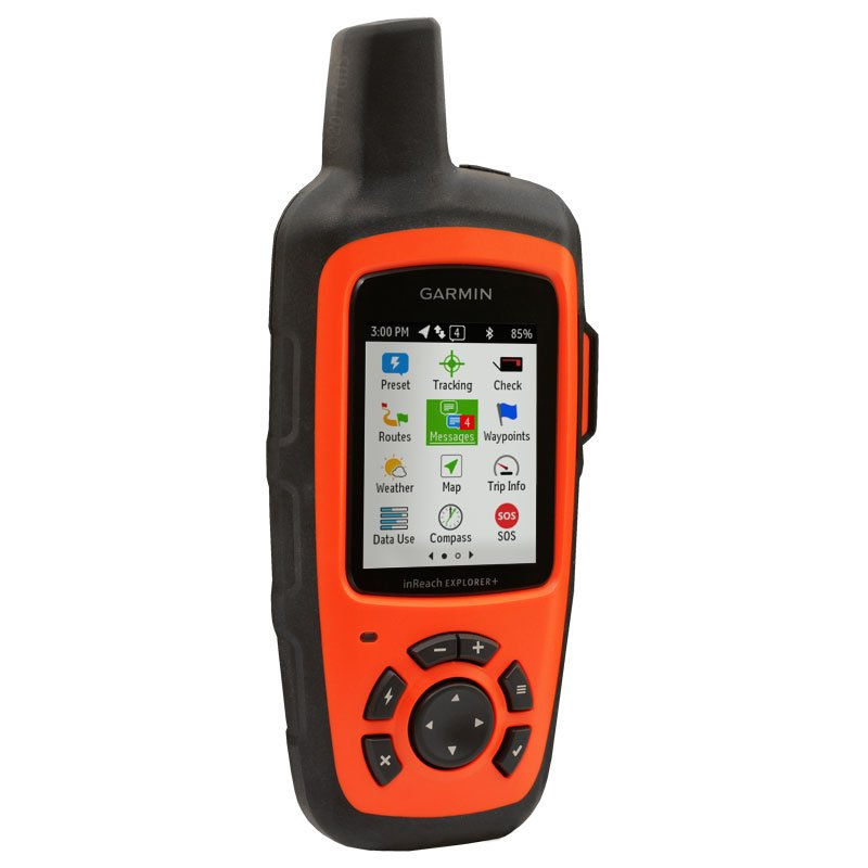 Garmin inReach Explorer+ Satellite Communicator plus GPS ...
