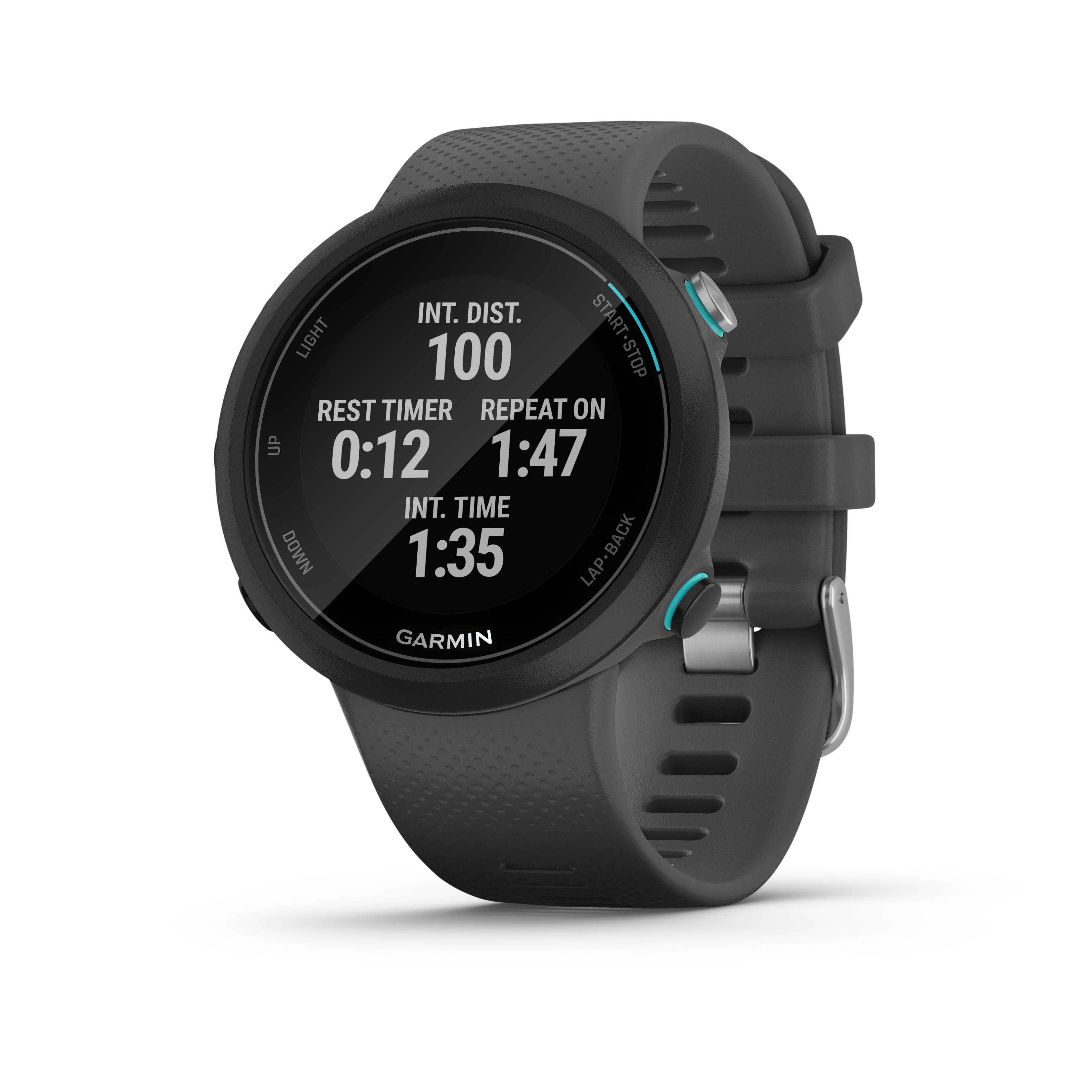 Garmin Swim 2: GPS swim watch with underwater wrist-based ...