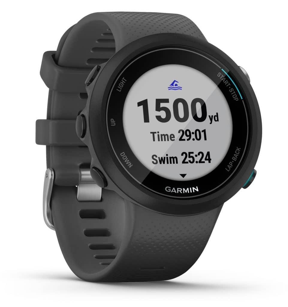 Garmin Swim 2 will measure your heart rate under water